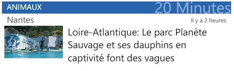 Article dans Nantes en Direct